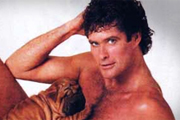 Comedian Fiona Scott-Norman says David Hasselhoff's records are among the worst in the world
