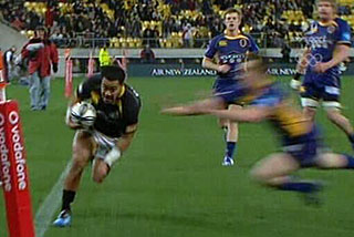 Wellington beat Otago 23-19 to hang on to the shield
