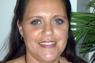 The body of Leanne Kingston, 39, was found by her sister inside her home in Cargill St, Papakura