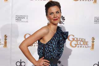 Maggie Gyllenhaal (Reuters)