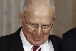 "A UN director said Norman Borlaug ""saved more lives than any man in human history"" (Reuters)"