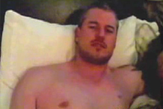 Eric Dane in the saucy video