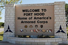 Fort Hood Army base in Texas (Reuters)