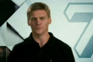 Bill English in the promo