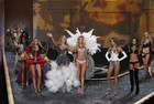 The models of the 2009 Victoria's Secret show (Reuters)
