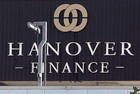 About 20 percent of Hanover Finance's portfolio of investments is considered to be performing