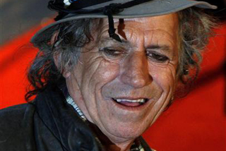 Keith Richards (Reuters)