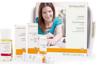 The Dr. Hauschka travel kit