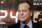 24 star Kiefer Sutherland (Reuters)
