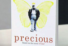 The movie Precious was based on a book called Push