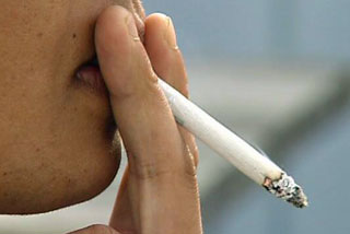 Pub smoking ban cuts heart attacks