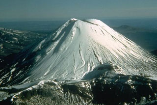 Mt Doom' climb ends in rescue