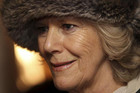 Britain's Camilla, Duchess of Cornwall (Reuters)