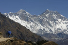 Mt Everest (Reuters)
