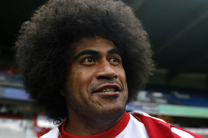 Finau Maka played for the Hurricanes, Blues and Highlanders (Reuters)