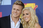 Spencer Pratt and Heidi Montag are said to have separated (Reuters file)