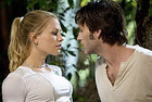 Anna Paquin and Stephen Moyer in True Blood (HBO)