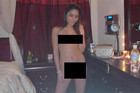 The original leaked Vanessa Hudgens nude photo (censored)