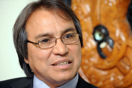 Professor James Anaya, a United Nations special rapporteur (NZPA)