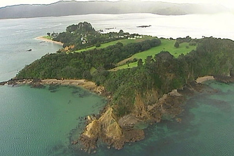 Pakatoa Island in the Hauraki Gulf is on the market for $40 million