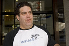 Whale Oil blogger, Cameron Slater (NZPA file)