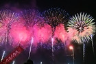 Twenty-seven firework producers from all over the country fired off their best pyrotechnics