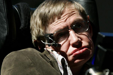British physicist Stephen Hawking (Reuters)