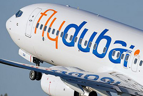 FlyDubai's chief executive apologised for the incident and said the carrier does not discriminate against blind passengers (file pic)