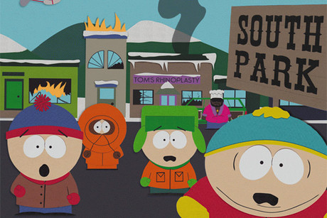 South Park screens on C4 in New Zealand