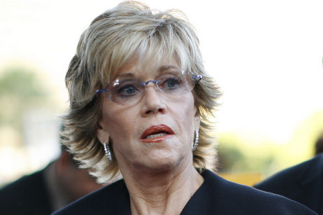 Jane Fonda says she wasn't a good mother (Reuters)