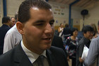Winning candidate, National's Jami-Lee Ross (file)
