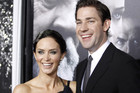 John Krasinski and Emily Blunt (Reuters)