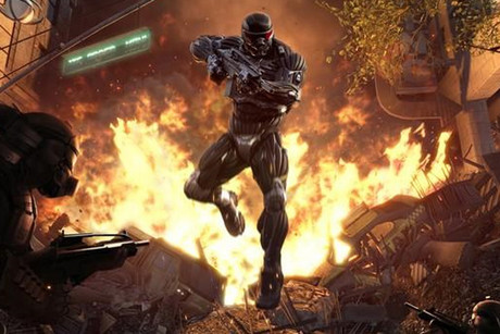 Screenshot from Crysis 2