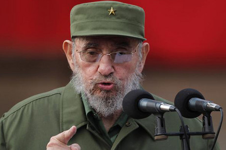 Fidel Castro (Reuters)