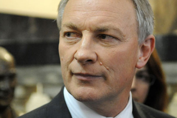 Labour leader Phil Goff