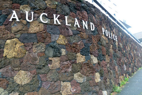 Auckland Police Station