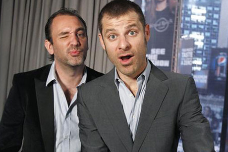 South Park creators Matt Stone and Trey Parker (Reuters)