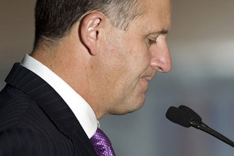 Prime Minister John Key said the scientist's criticism was just one view (NZPA file)