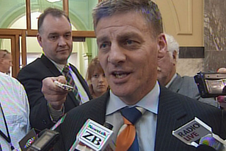 Bill English says the generous scheme is &quot;pretty similar to what everyone has available to them&quot;