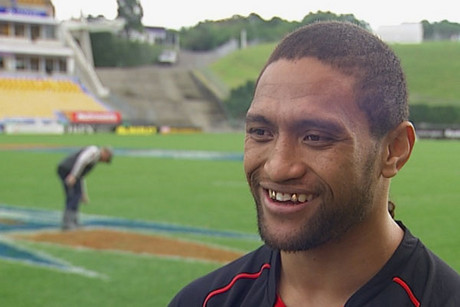 Warriors wing Manu Vatuvei