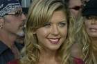 Tara Reid in 2003 (Reuters)