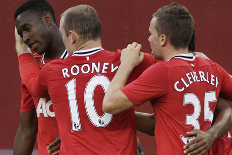 Will it be Mnachester United's day again today? (Reuters)
