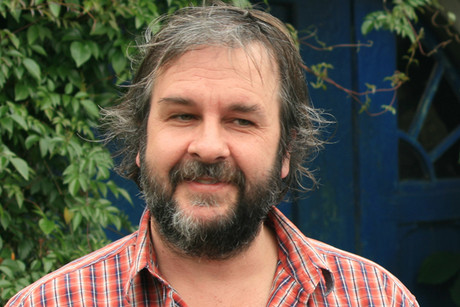 Sir Peter Jackson (Photo by Daniel Rutledge)