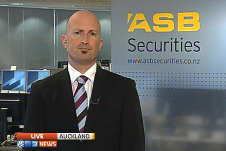 Nick Tuffley of ASB Securities