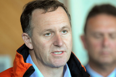 John Key is now focussed on policy