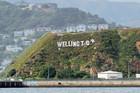 The 'Wellington' sign was the clear winner of a public vote