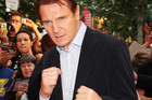 Irish actor Liam Neeson (AAP)