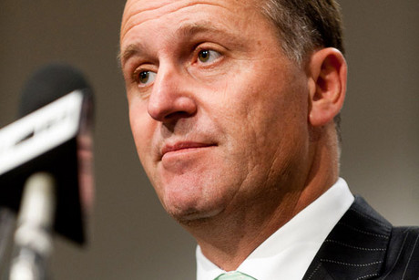Many in the media feel John Key and his Cabinet have completely shut up shop ahead of the election (file pic)