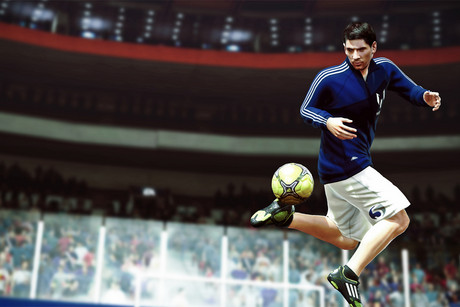 The move will see Messi promote EA Sports and FIFA titles