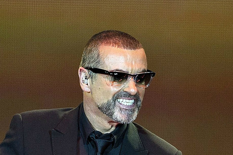 George Michael (AAP)